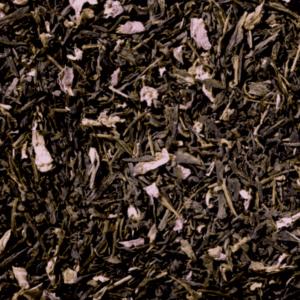 LE LAB SHOP - the noir au cbd petales de roses