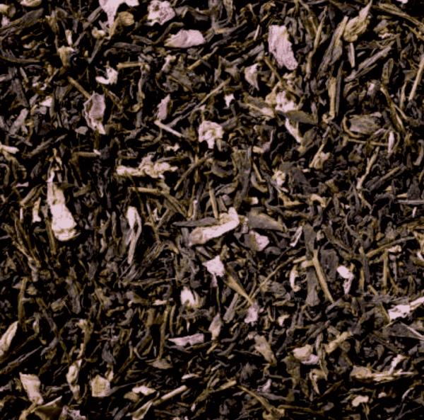 LE LAB SHOP the noir au cbd petales de roses