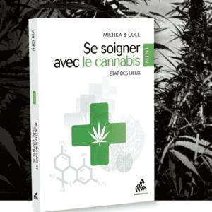 LE LAB SHOP - Livre - se soigner avec le cannabis