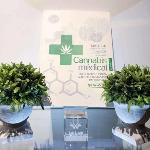 livre cannabis medical