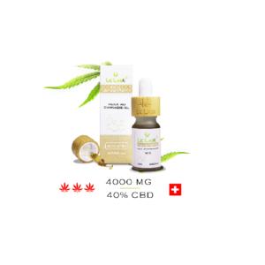 LE LAB SHOP huile CBD 40% 10 ml chanvre