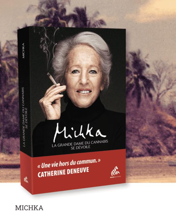 LE LAB SHOP - Livre -Michka